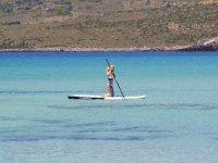 Curso 2 horas Paddle Surf + alquiler + travesía