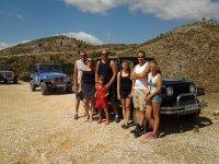 Excursión familiar