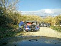 Caminos rurales desconocidos