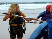 Aprender surfkayak