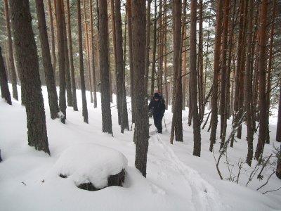 Runnart Raquetas de Nieve