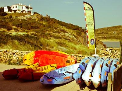 Kayaking Menorca Kayaks