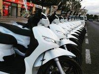 125cc小型摩托车出租