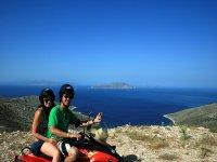 Quad excursions near Somo