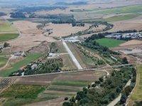El aeródromo de Villamartín