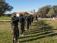 Initiation to airsoft in Madrid