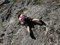 Iniciación a la escalada en Somo