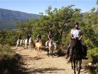 Disfruta de la naturaleza a caballo