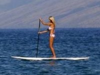 Paddle sup in Denia