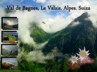 Val de Bagnes Alpes