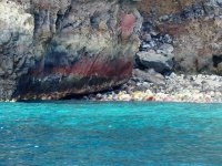 Aguas turquesas de isla El Hierro
