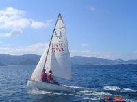 与俱乐部Nautico一起学习航行Raxó