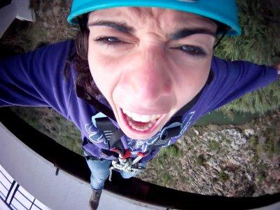 Pack dos saltos de puenting en Albentosa