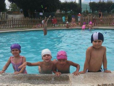 English Day Camp a Ferrol, 1 mese