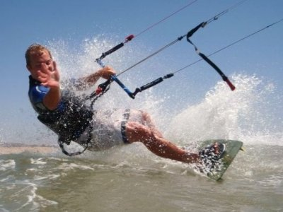 私人班级风筝冲浪,卡斯特尔德费尔斯,1小时30分