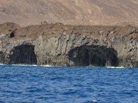 Cuevas Orchilla en la isla de El Hierro