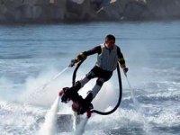 flyboard handling