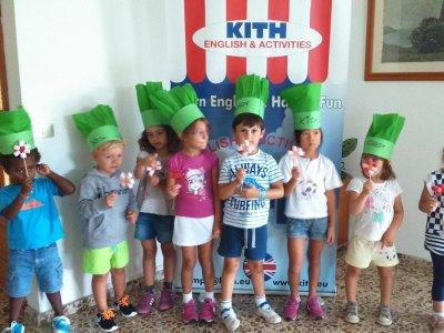 English day camp, 1 week in Ferrol