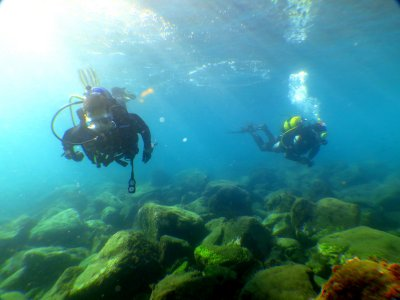 Snorkeling initiation course in Málaga,2x1 offer