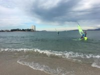 Come and learn windsurfing