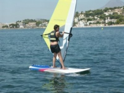 Benidorm Sailing Windsurf