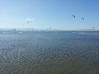Nuestra zona de aprendizaje de kitesurf