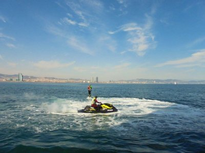 WaterSports Barcelona Flyboard
