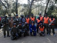 Ready for the paintball