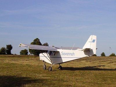 Volo ultraleggero di 15 minuti Savannah, BCN