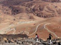 Percorsi sul Teide