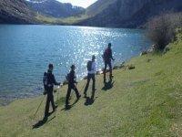 senderismo por asturias