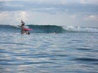Coge las olas y mantén el equilibrio
