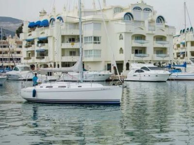 帆船Hanse 342全天出租,临时。降
