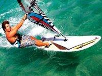 Alumnos avanzados de Surf