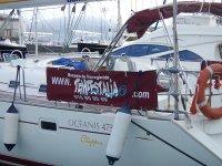 Nuestro barco de Prácticas