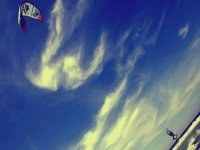 Practica el kitesurf en Galicia