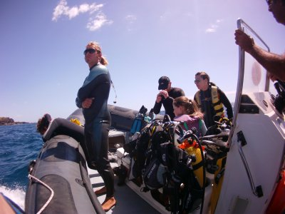 2h Two Diving Sessions in the Adeje Coast