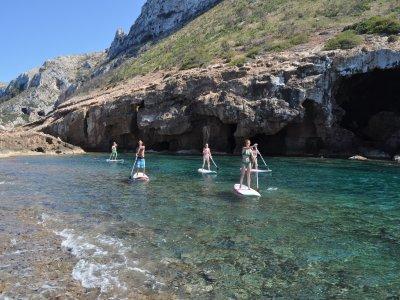 Diego de Alzaa Paddle Surf