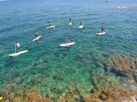 Escursioni paddle surf