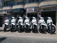 所有摩托车