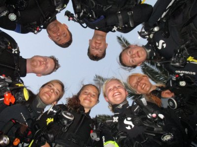 PADI Open Water Diver en Tenerife 3 días