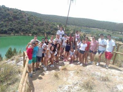 导游Lagunas de Ruidera 4小时