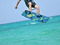 salto de kite