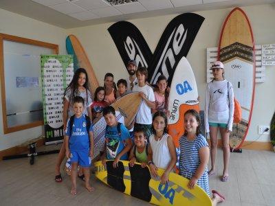 Diego de Alzaa Campamentos de Surf