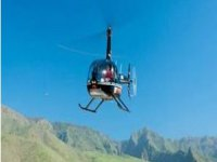 Helicopter tours, Tenerife