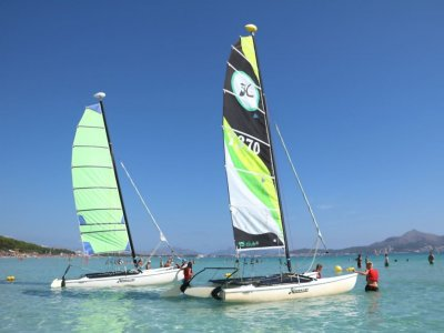Water Sports Mallorca Vela