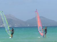 Windsurfing in Mallorca