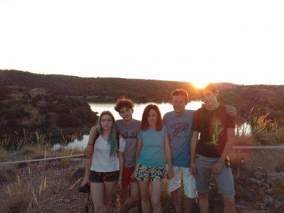 Ecovisita guiada + paseo kayak, Lagunas de Ruidera