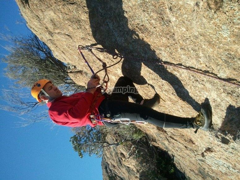 Aprende a escalar, en la Costa Brava