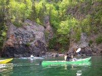 canoas en el tietar